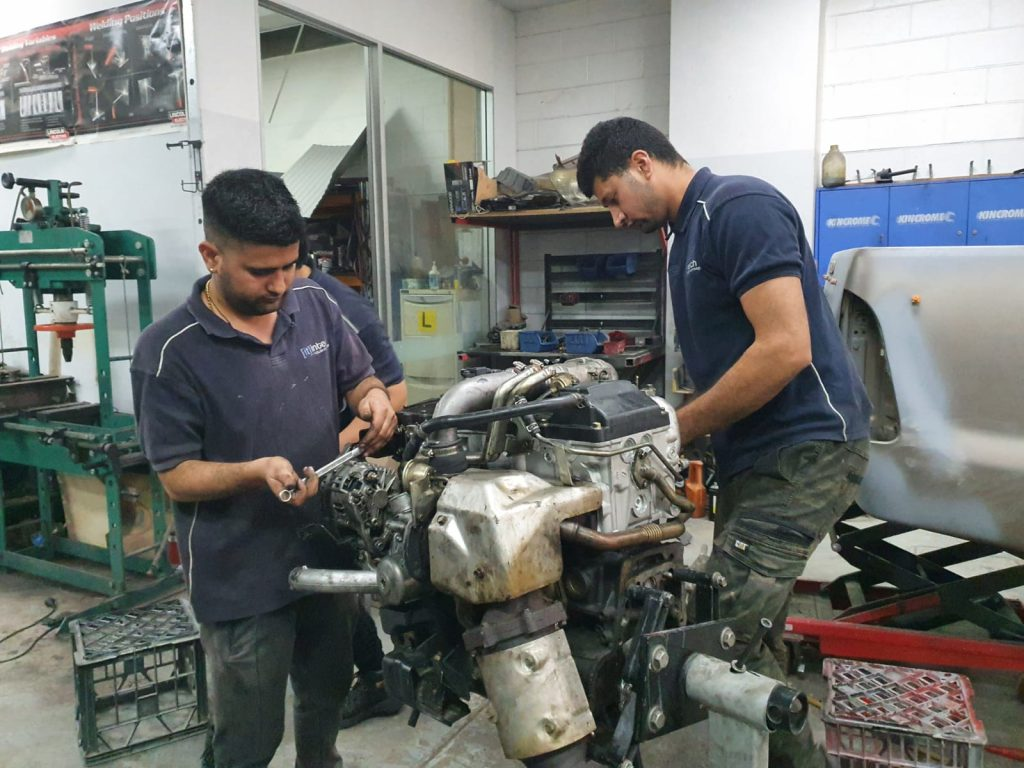 Mechanic in Australia
